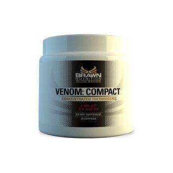 BRAWN Venom Compact 30 serv.