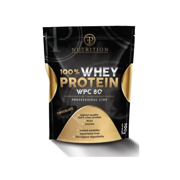 PF NUTRITION 100% Whey Protein WPC 80 900g