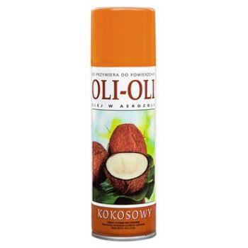 OLI-OLI Olej Kokosowy 170g PAM