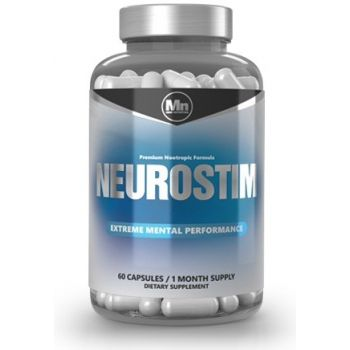 MIND NUTRITION NeuroStim 60 kap.