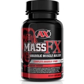 ATHLETIC XTREME Mass FX Black 112 kap.