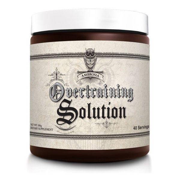 AMBROSIA Overtraining Solution