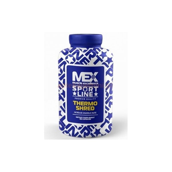 MEX Thermo Shred 180 kap.