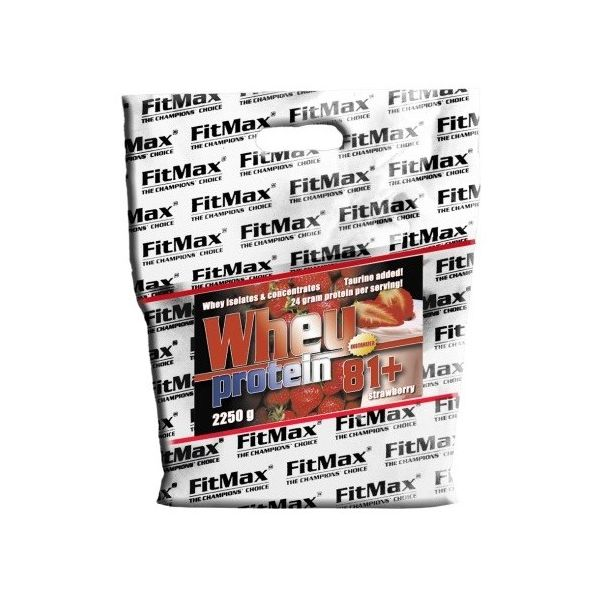 Fitmax Whey Protein 81+ 2250g
