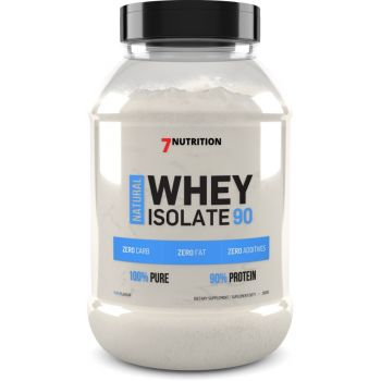 7NUTRITION Natural Whey Isolate 500g