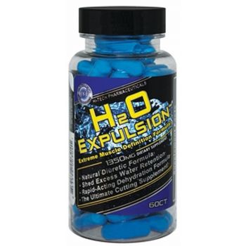 HI-TECH PHARMACEUTICALS H2o Expulsion 60 kap.