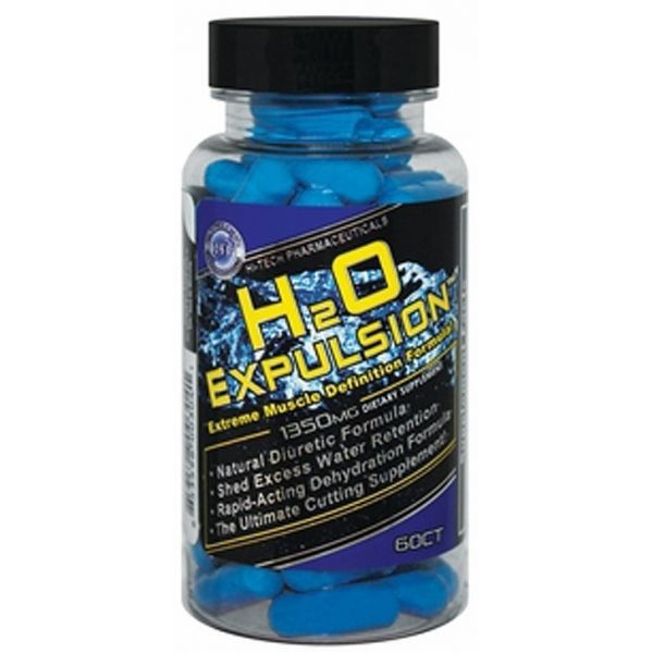 HI-TECH PHARMACEUTICALS H2o Expulsion 60 kap.