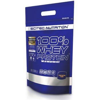 SCITEC 100% Whey Protein 1850g