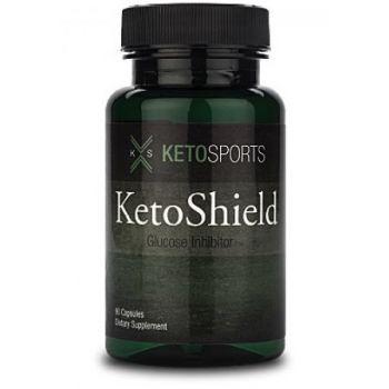 KETOSPORTS Keto Shield 90 kap. Inhibitor Glukozy