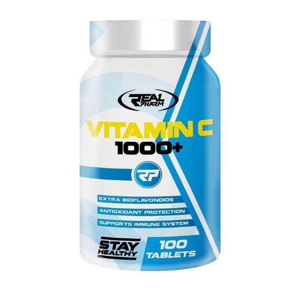 REAL PHARM Vitamin C 1000+ 100 tab.
