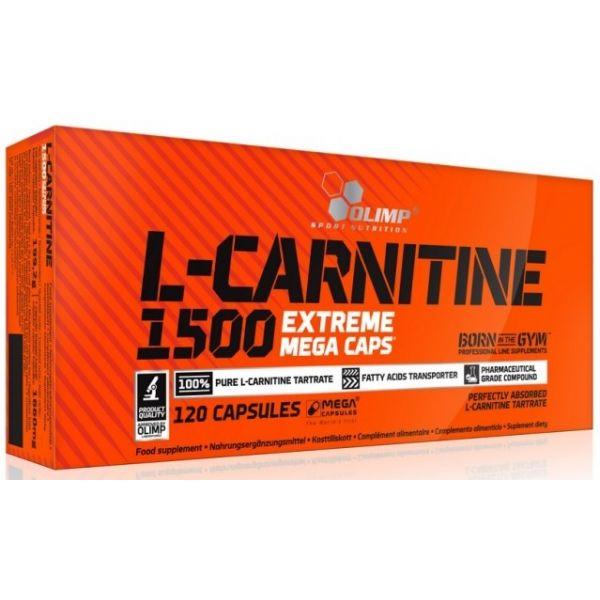 OLIMP L-Carnitine 1500 Extreme 120 kap.