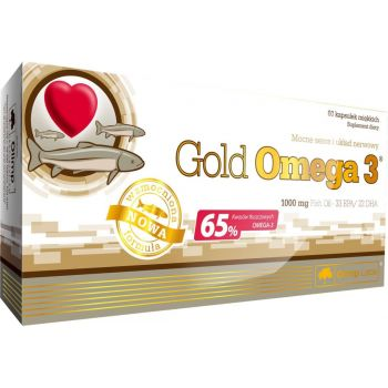OLIMP Gold Omega-3 60 kap.