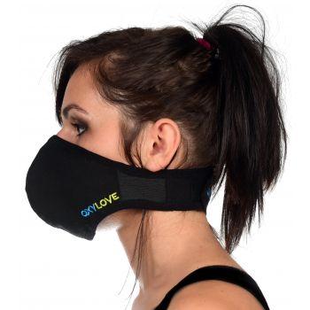 OXYLOVE Perfect Sport EKO Maska Antysmogowa - przeciwpyłowa PM 2.5
