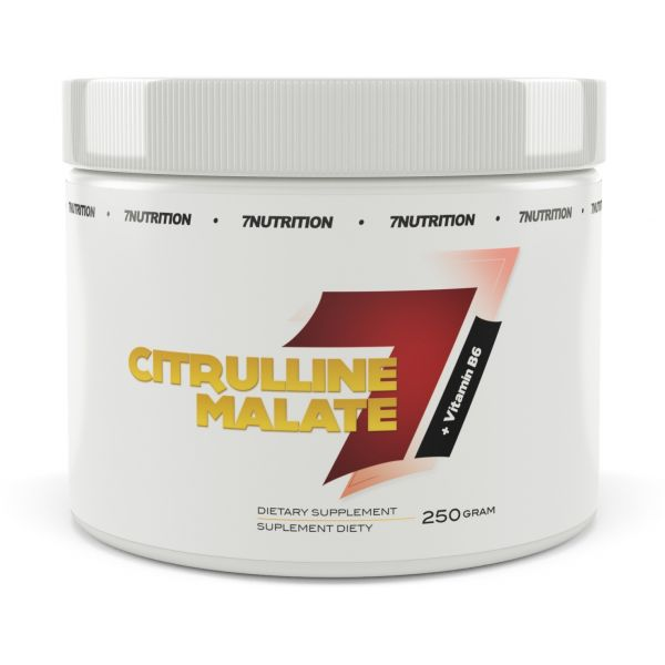 7NUTRITION Citrulline Malate 250g