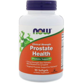NOW FOODS Prostate Health 90 kap.