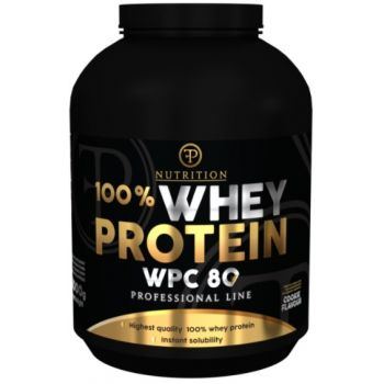 PF NUTRITION 100% Whey Protein WPC 80 2000g