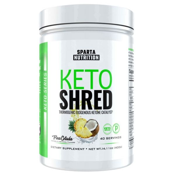 SPARTA NUTRITION Keto Shred 400g