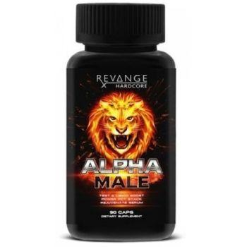 REVANGE Alpha Male 90 kap.