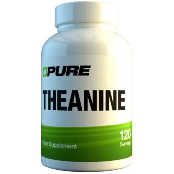 PURE Theanine 120 kap.