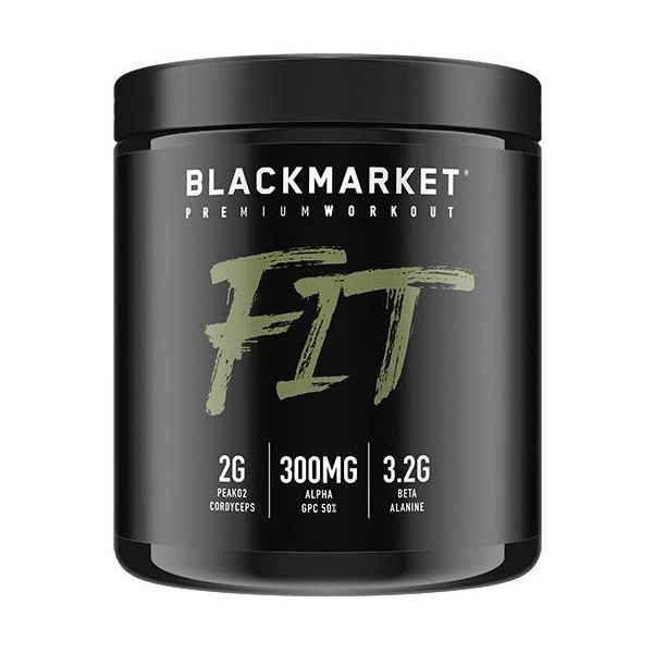 BLACK MARKET LABS Fit 30 serv.