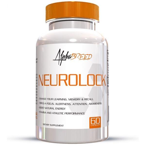 ALPHABREED NeuroLock 60 kap.