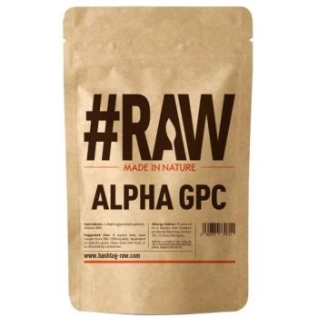 #RAW Alpha GPC 25g