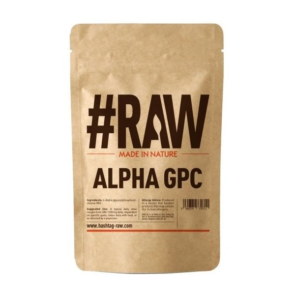 #RAW Alpha GPC 25g