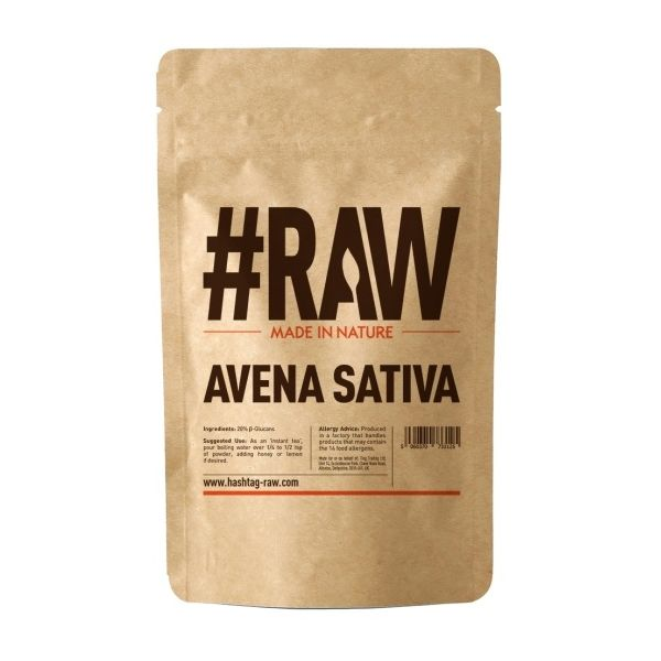 #RAW Avena Sativa 100g