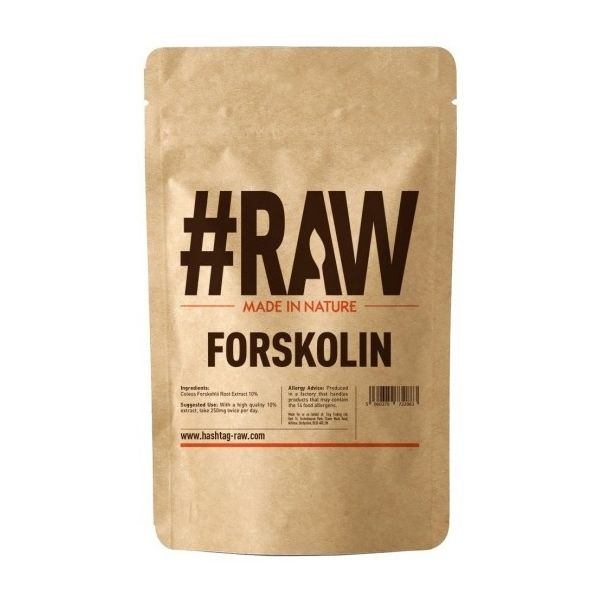 #RAW Forskolin 50g