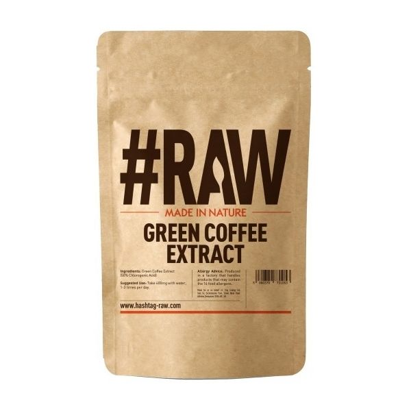 #RAW Green Coffee Extract 250g