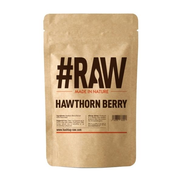 #RAW Hawthorn Berry 100g