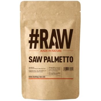 #RAW Saw Palmetto 100g