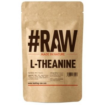 #RAW L-Theanine 100g L-Teanina