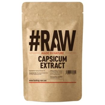 #RAW Capsicum Extract 100g