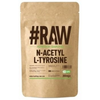 #RAW N-Acetyl L-Tyrosine 120 kap. NALT