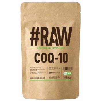 #RAW CoQ-10 120 kap.