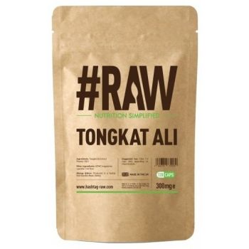 #RAW Tongkat Ali 120 kap. Ekstrakt 200:1