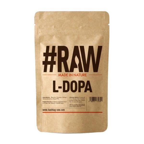 #RAW L-Dopa 100g Lewodopa