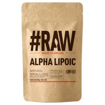 #RAW Alpha Lipoic Acid ALA 25g