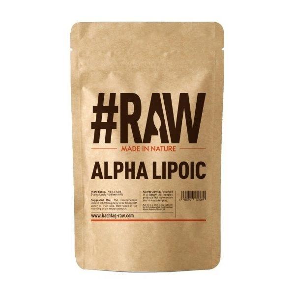 #RAW Alpha Lipoic Acid ALA 25g