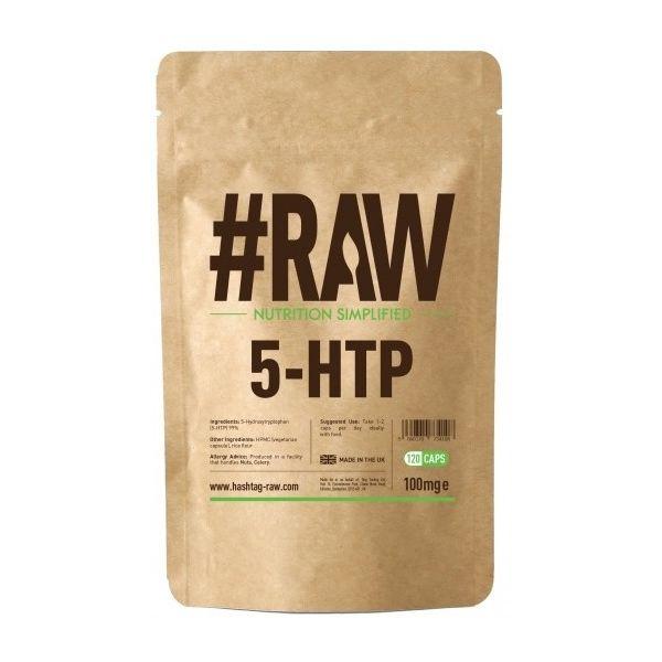 #RAW 5-HTP 120 kap.