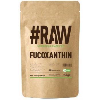 #RAW Fucoxanthin 120 kap. Fukoksantyna