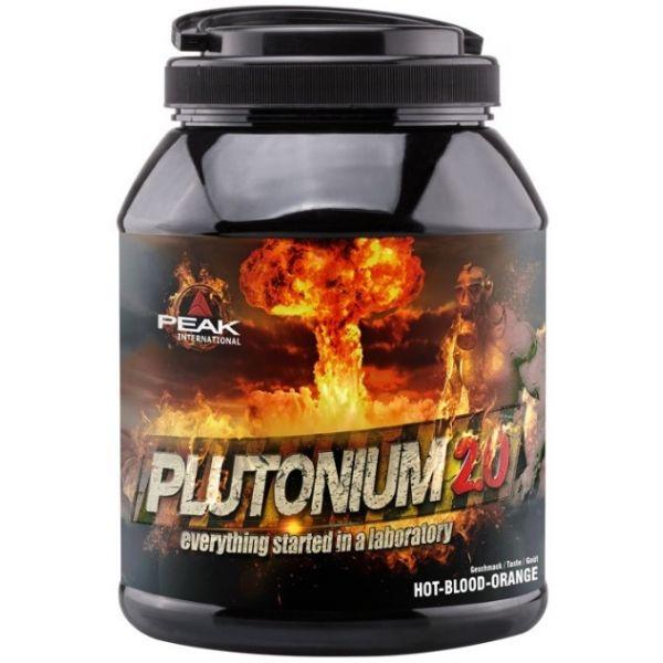 PEAK Plutonium 2.0 925g + 75 kap.