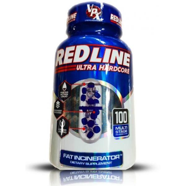 VPX Redline Ultra Hardcore 100 kap.