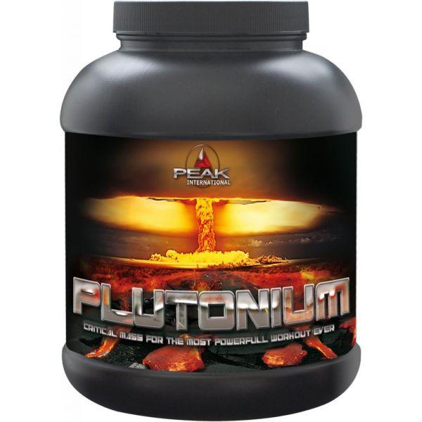 PEAK Plutonium 1000g + 50 kap.