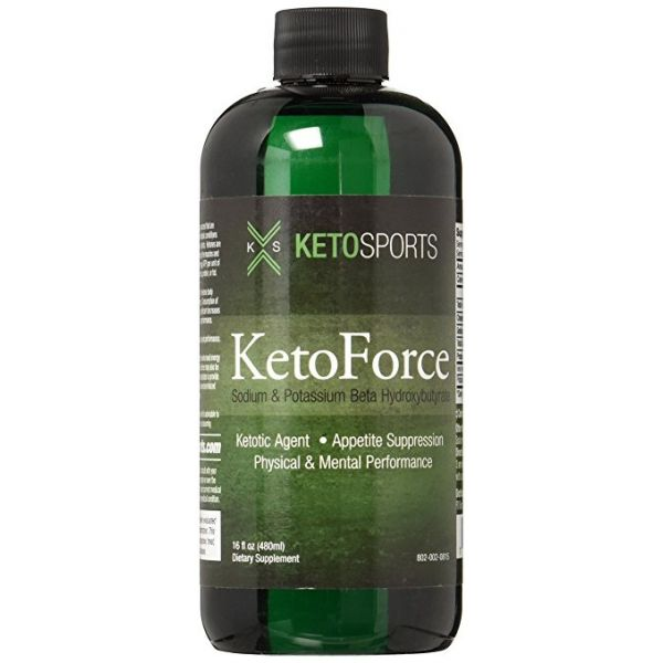 KETOSPORTS KetoForce 480 ml