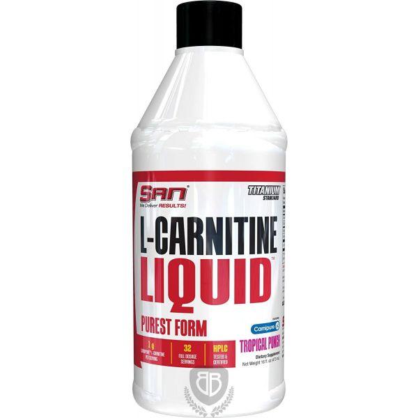 SAN L-Carnitine Liquid 473 ml CarniPure