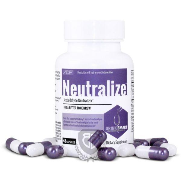 ADVANCED DIETARY FORMULAS Neutralize 48 kap.