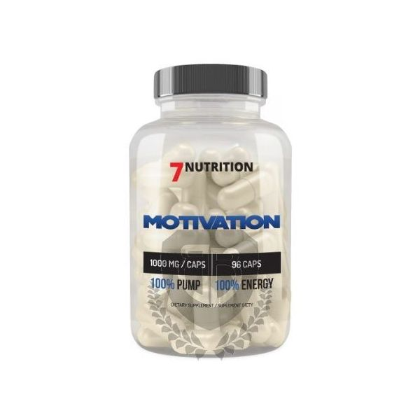 7NUTRITION Motivation 96 kap.