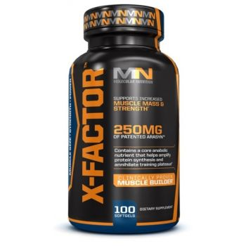 MOLECULAR NUTRITION X-Factor 100 kap.